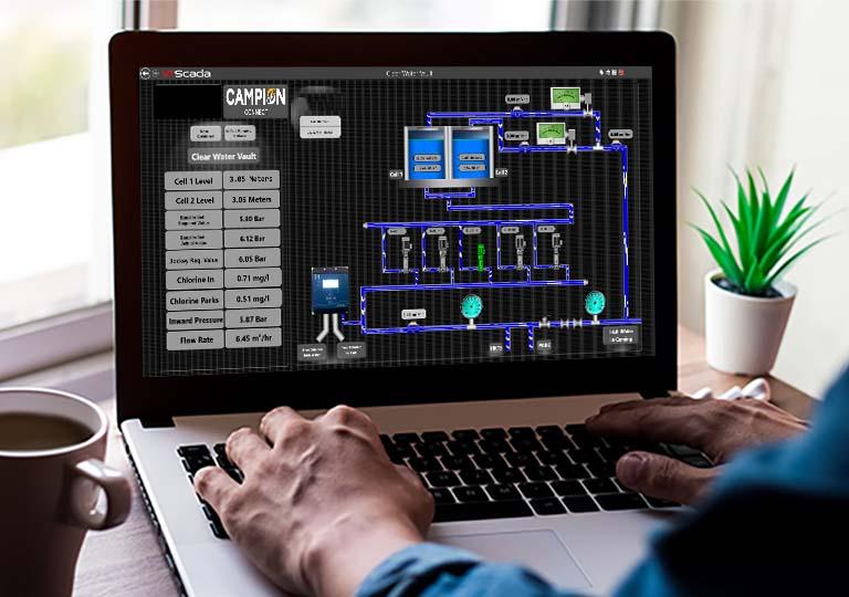 Desktop Water System Management